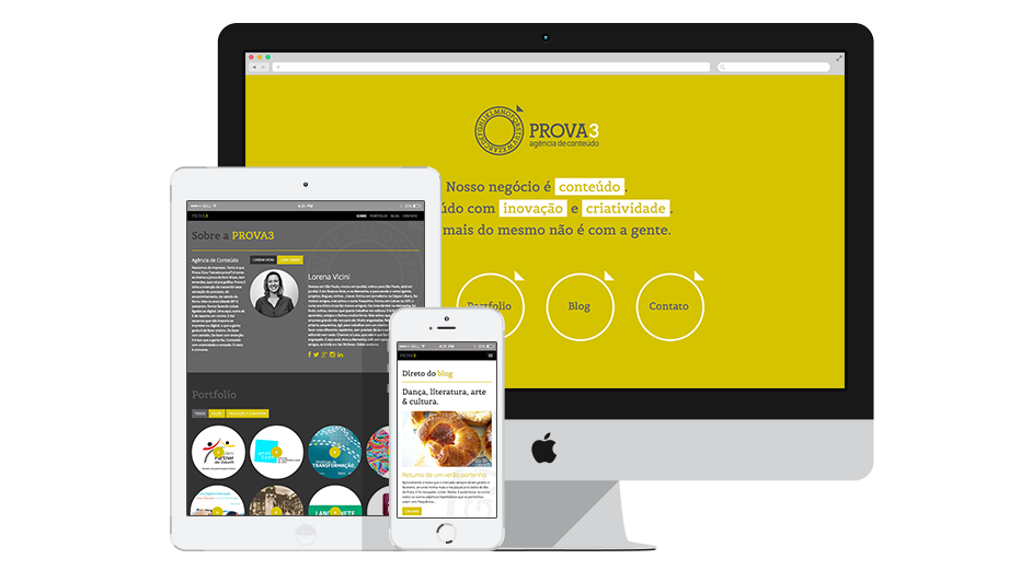 SHOWCASE_Prova3_Website